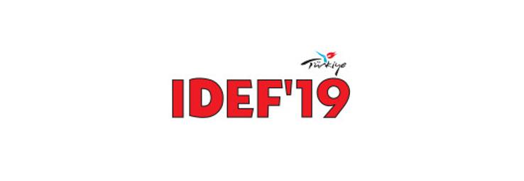 Resultado de imagen para Fotos de la XIV Feria Internacional de la Industria de Defensa de Estambul IDEF-2019