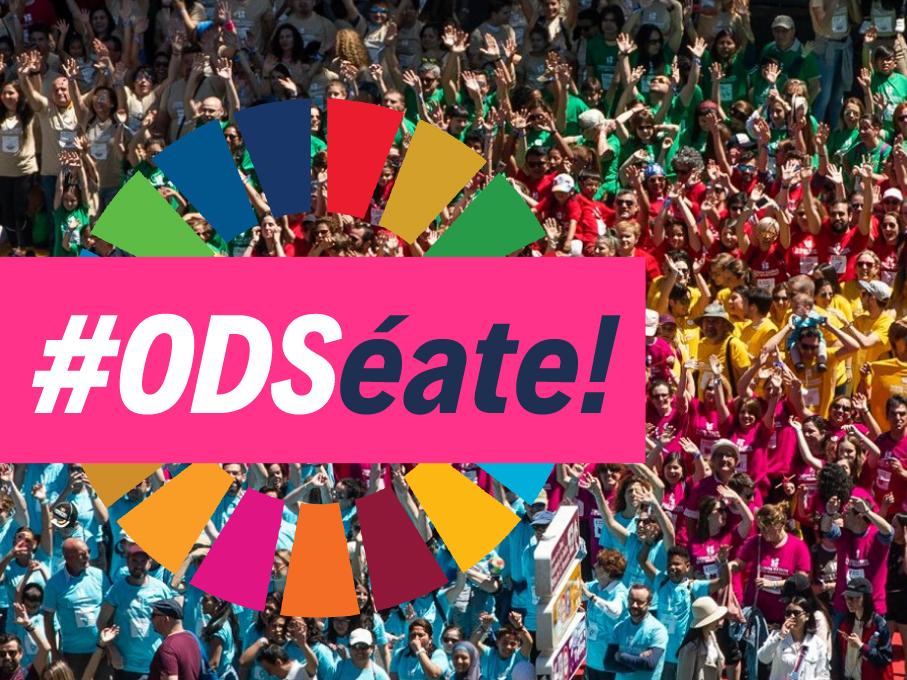 ODSeate, campaña colaborativa