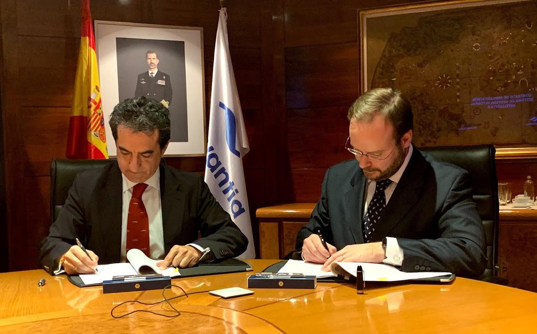 Firma acuerdo entre Navantia y Accenture