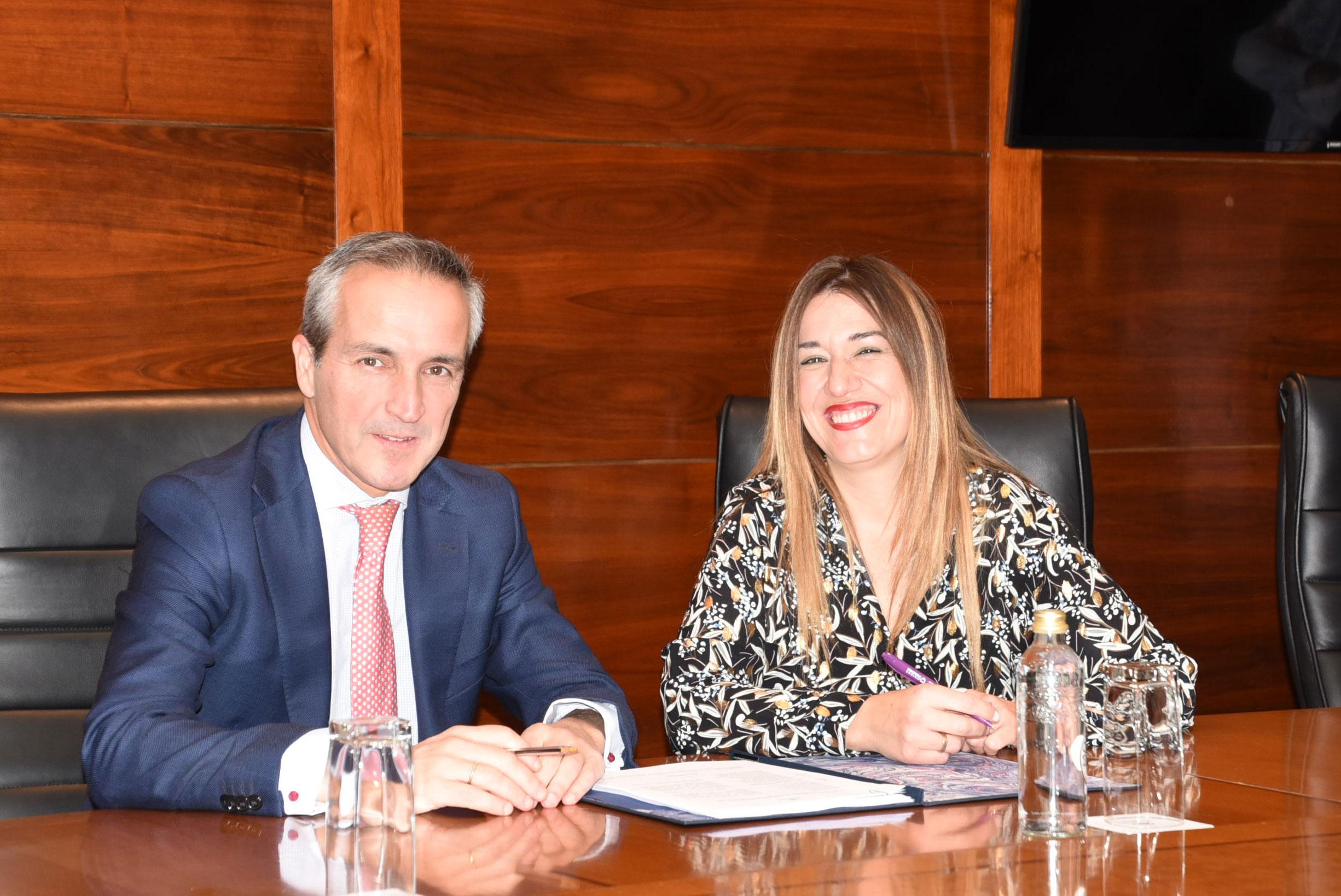 firma II plan de Igualdad de Navantia