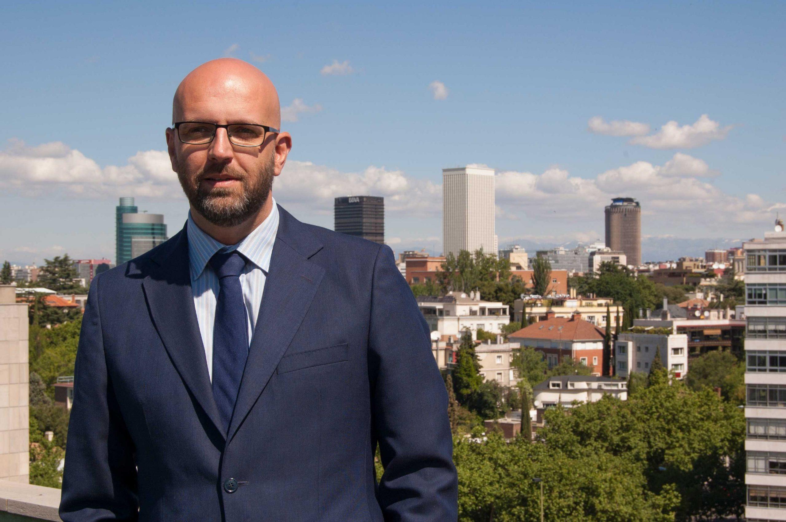 Javier Herrador, Director Comercial y Desarrollo Negocio Navantia