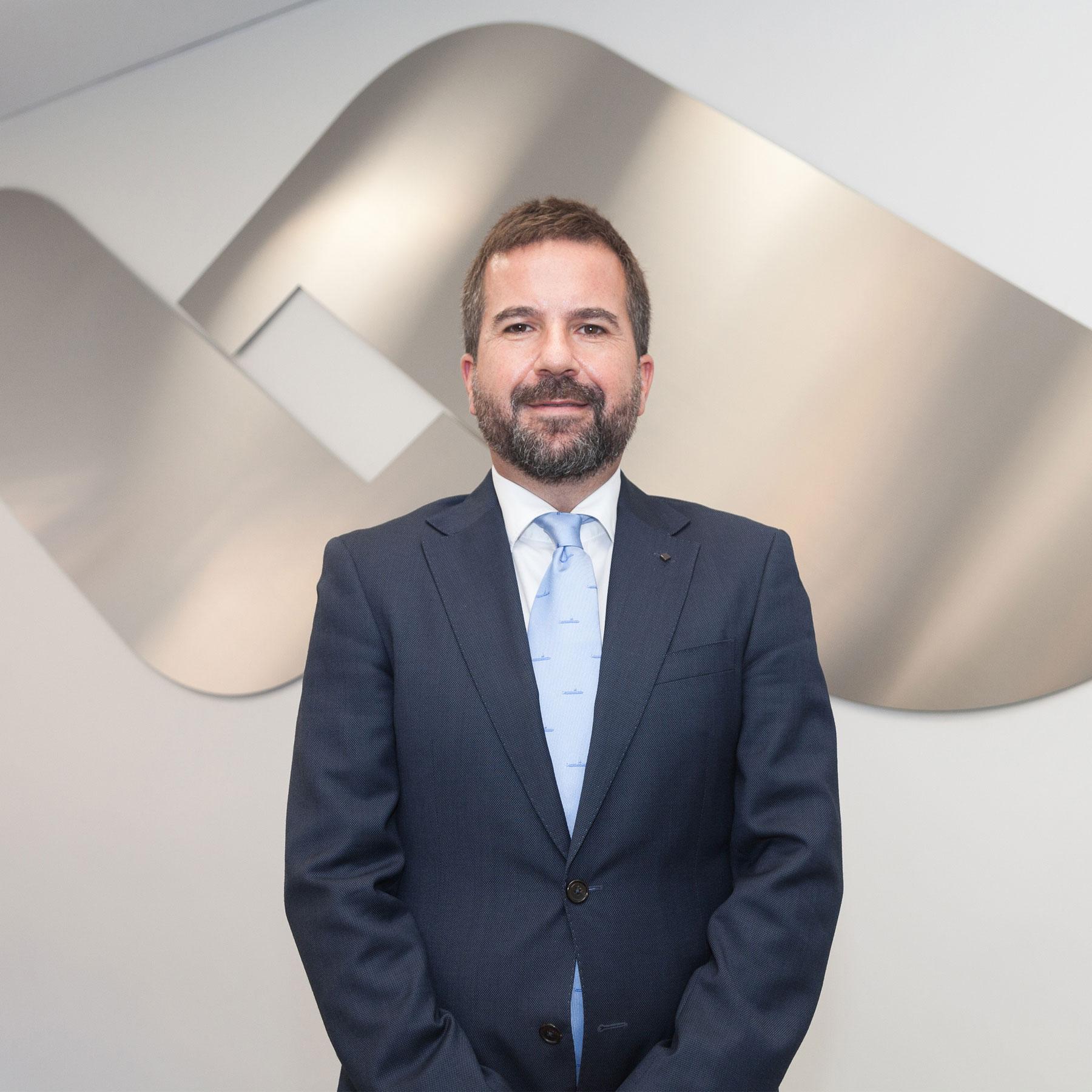 Germán Romero, nuevo director del Astillero Cartagena de Navantia